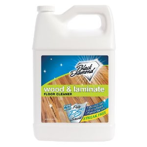 BlackDiamondWoordAndLaminateFloorCleaner Best Hardwood Floor Cleaner Reviews by Consumers for Consumers