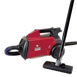 best canister vacuum sanitaire Best Canister Vacuum For All the Hard to Reach Places